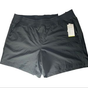 Old Navy Black Quick Dry Shorts Size XL